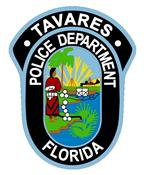 Tavares PD Badge