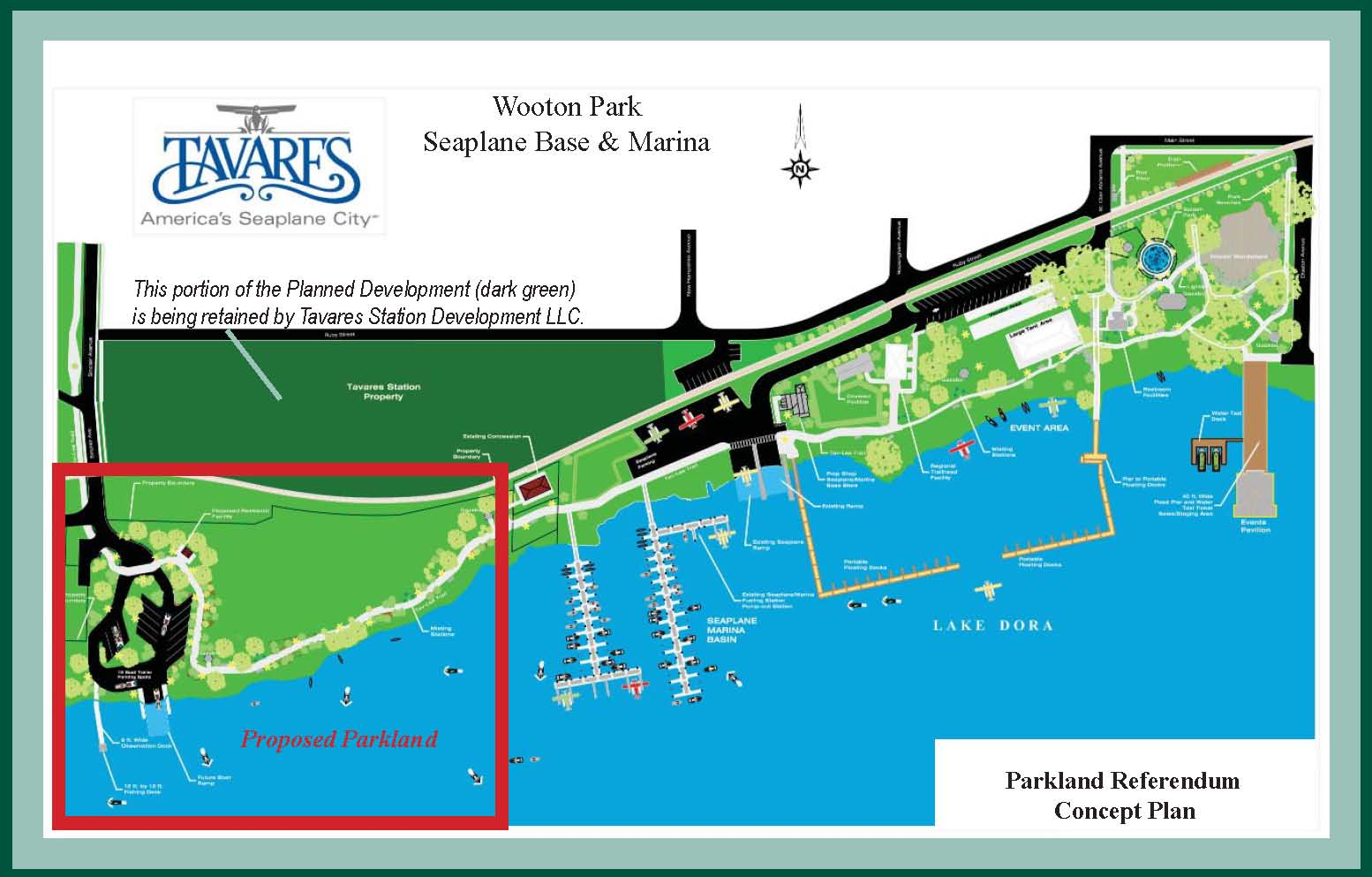Tavares Florida Map.Wooton Park Addition Tavares Fl Official Website