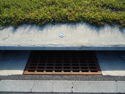 how to clear storm water drains