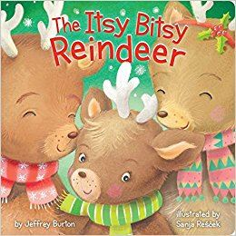 Itsy Bitsy Reindeer