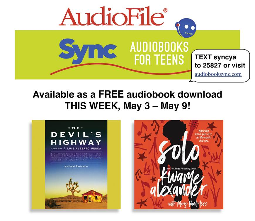 Free Audiobooks Week 2