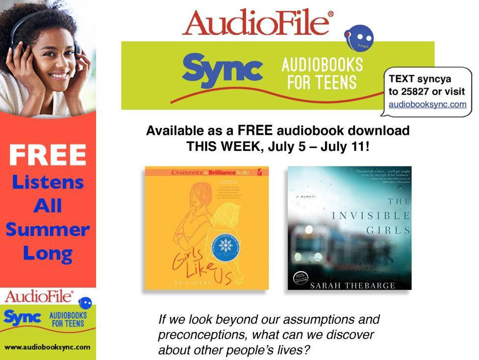 Free Audiobooks July 5-11