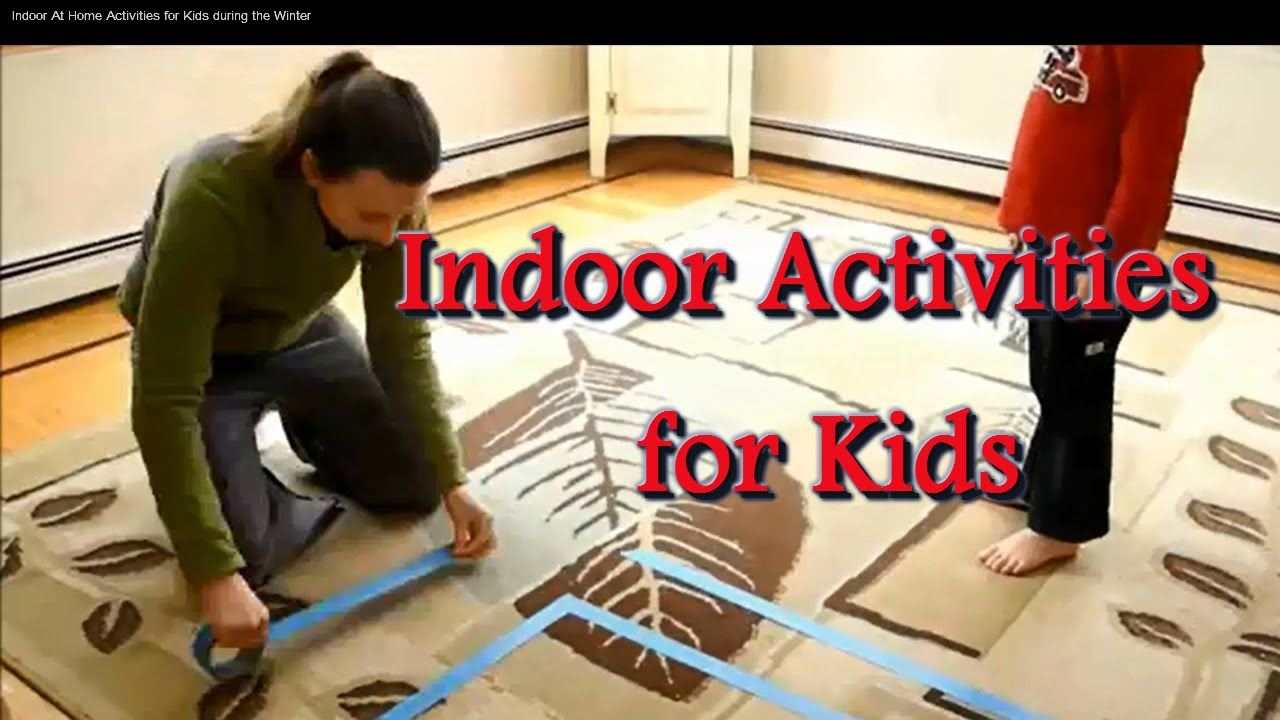 photo of indoor activities