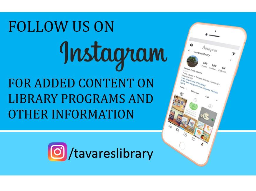 Image of Follow Us on Instagram Flyer