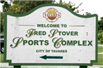 Fred Stover Sign