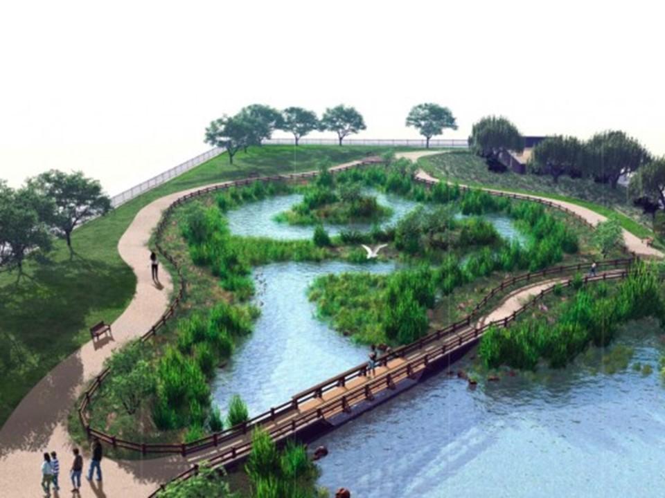 Tavares fl official website official website for Stormwater pond design